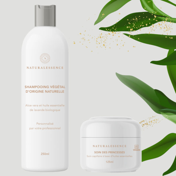 shampoing bio sur mesure